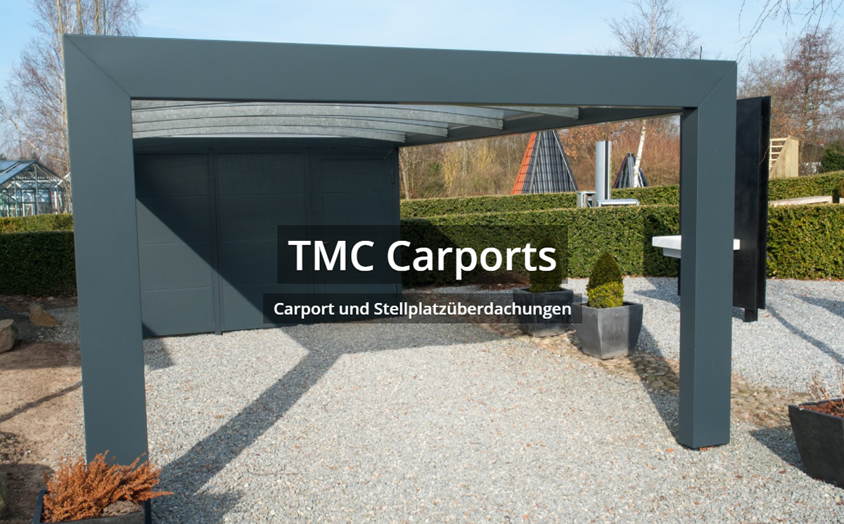 Carports in 77787 Nordrach