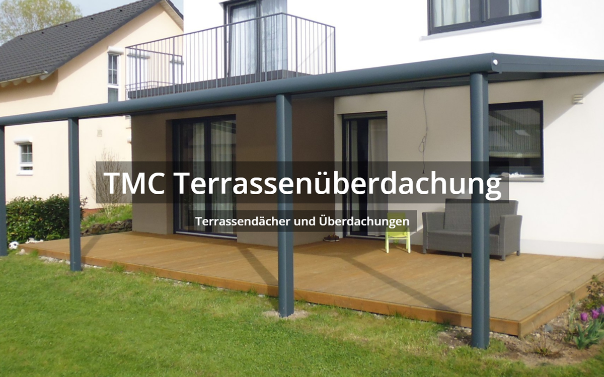 terrassendach steinmauern tmc berdachung markisen carports wintergarten sichtschutz. Black Bedroom Furniture Sets. Home Design Ideas